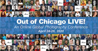 Out Of Chicago LIVE! - Online Photography Conference
