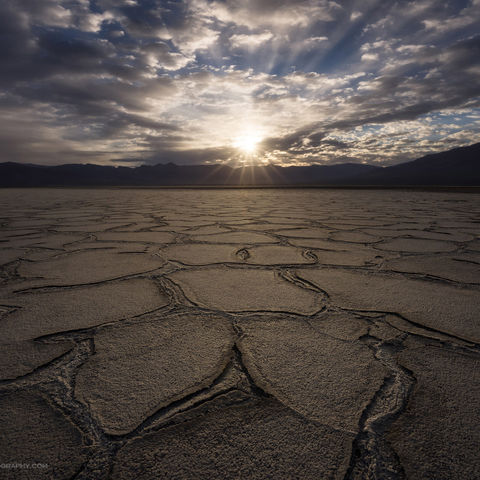 death valley, california, desert, sun