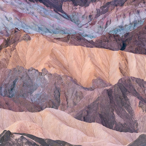 badlands, pastel, death valley, national park, intimate