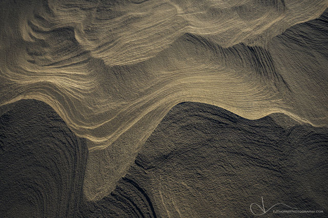 abstract, sandstone, death valley, california, desert