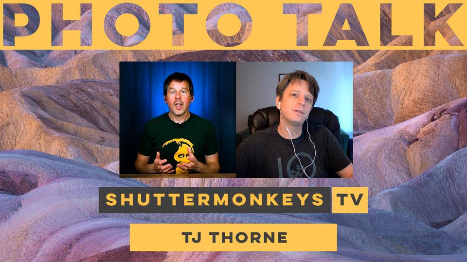 Interview by Ian Plant of Shuttermonkeys