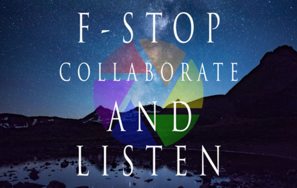 Podcast Interview with Matt Payne of f/Stop Collaborate and Listen