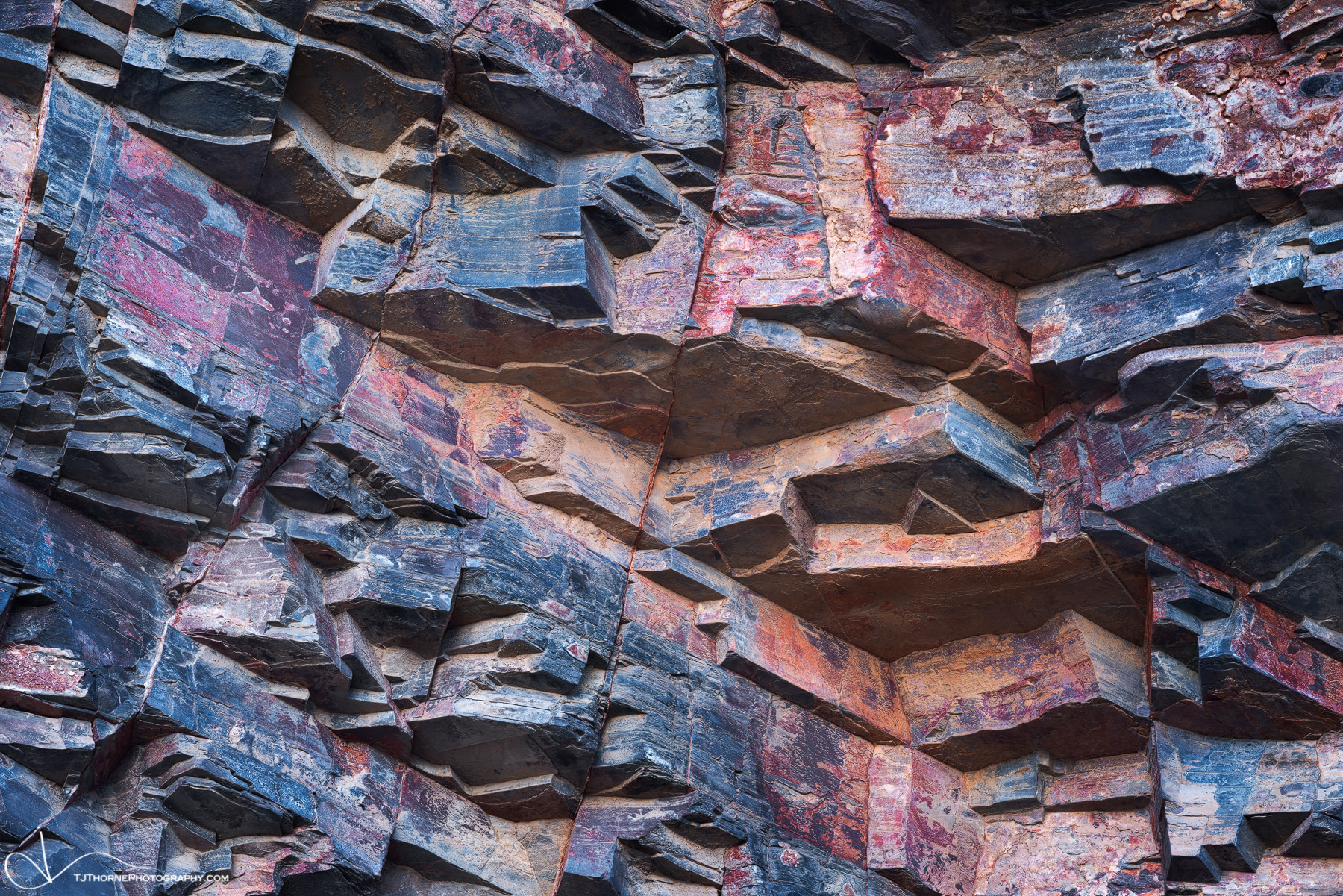 desert, rock, canyon, rock rust, desert varnish, california, death valley, national park, photo